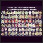 Bugün 24 Kasım.. Öğretmenler günü kutlu olsun. PKK terörünün şehit ettiği öğretmenlerimizi asla unutmuyoruz.. http://t.co/TKcLLpuMo3