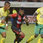 Termina primer tiempo, Atlético Bucaramanga cae 0-2 ante el Cúcuta. ¿Cree que el 'leopardo' remonta el partido? http://t.co/C3sTdXOLH0