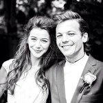 NEW Unseen photo of Eleanor and Louis at Jay and Dans wedding! #4 ???????? http://t.co/Br4sPophrg