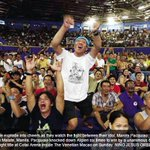 BANNER STORY: Pinoy pride surges anew; The fire is back, @MannyPacquiao fans say http://t.co/vBETJxCzMl | @ayosko http://t.co/xyPBWLNCKb
