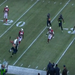 VIDEO: Seahawks Cooper Helfet made a WWE-style tackle after a blocked punt http://t.co/47m0jwvSjF http://t.co/tIca8IQSmY