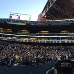 The #12thMan is flat out bringing it today. #Seahawks @komonews @KOMO4Sports http://t.co/Ms0uhGbC2j