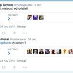 Riesce a twittare anche sotto un treno: sono indeciso tra sdegno e ammirazione #Renzi http://t.co/M1jt2GuoKJ
