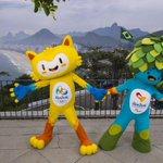 por que o mascote das olimpíadas tem o rosto do Finn? http://t.co/Jj7nZUxJR9