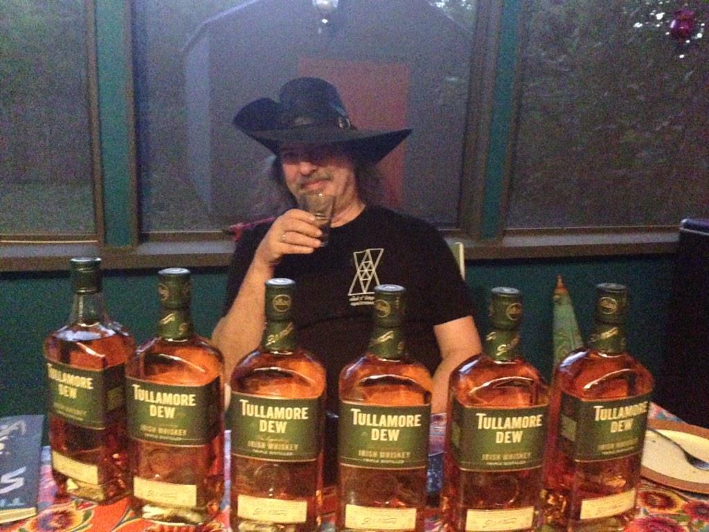 @StevenBrust A king behind his birthday battlements. http://t.co/lUMbQYllmq