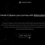 Parte oggi @Friends_InSpace: un #socialnetwork per seguire Samantha Cristoforetti per 6 mesi http://t.co/Ej4yHDEjWx http://t.co/IVKjghTMbD