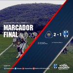 Avanzan @Rayados #Sub20 a los cuartos de final y enfrentarán a @CF_America. NOTA: http://t.co/lsfMUS76Oi http://t.co/P1hHX6ulse
