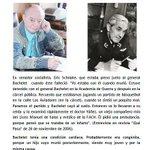 Gral Bachelet murió jugando basquetbol  ¿Torturado? http://t.co/5p6Eeiv6Ex