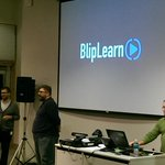 .@jameydavis is pitching @bliplearn at #swcf14. Woot woot! http://t.co/SoCiiaP6q8