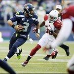 """RUSH-ELL"" Wilson! Wilson, Seattle D lead Seahawks past Arizona 19-3 - http://t.co/HBXPlgF8ye http://t.co/W70M831Apl"