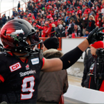 STAMPS WIN! Stamps beat Esks for 4th time this season to punch ticket to 102nd Grey Cup game #SwEEp #GCPlayoffs http://t.co/4kYxxCoY1P