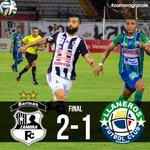 Resultado final en Barinas: #ZamoraFC 2 (Pluchino 59, Blondell 63) - Llaneros 1 (Martínez 80) #ZamoraGrande http://t.co/BWp4kWT3ri