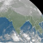 Latest Satellite Image of Nepali Sky (NPT=UTC+5.45) [Auto tweet] #Weather: http://t.co/X1fEYed1ws #SatImage #Nepal http://t.co/s3OsEzKwRN