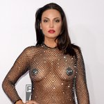 OMG! Reality star @BleonaQWorld wore a completely sheer dress on the #AMAs red carpet http://t.co/iJz3lpueS1 http://t.co/9Mnvy9OjHv