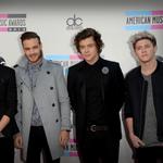 ¡SÍ, SÍ, SÍ! ¿Cómo está el corazoncito de l@s #Directioners? ¿A mil? Mejor Grupo Pop/Rock en #AMAsTNT. http://t.co/9o3GnBu3Tw