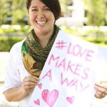 Nominatee for West Australian of the Year @TeresaofLee is being arrested that 726 children go free. #LoveMakesAWay http://t.co/MAVSRZ5SLk