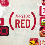 The App Store has turned @RED! 100% goes to fight AIDS. #AppsforRED http://t.co/uka9x51GUv http://t.co/Uc10SOUgXs