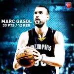Big night for @MarcGasol as the @memgrizz remain undefeated at home (8-0) http://t.co/zSSm9ze5uK