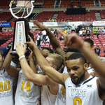 #WVU has knocked off #UConn, the defending NCAA champs, & are your Puerto Rico Tip-Off Champs! @EersNation @WVUPros http://t.co/Sg0CnMEwPs