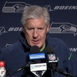 """VIDEO Carroll: """"It just felt like the first big time together game weve played."""" [http://t.co/LJIQUFMS5S] #AZvsSEA http://t.co/zGlkBwiDYh"""