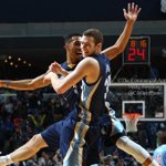 Grizzlies beat Clippers 107-91, @CourtneyLee2211 @JLeu30 celebrate. Photo Gallery http://t.co/McAxCYOpsm @memphisnews http://t.co/V2uvNhNeYX