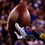 Zoomed in picture of Odell Beckham Jr.s catch via @bencelestino http://t.co/HEwjVtRo13