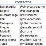 @Soy_Uribista por favor nos ayuda a informar sobre los coordinadores para la marcha del 13 de Diciembre? Gracias http://t.co/RQNGECdmbx