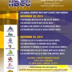 Its time for the @HBCUHOOPCLASSIC! #MEMPHIS  Fri, Nov 28th and Sat, Nov 29th at SouthWest Comm College - Union http://t.co/mbM7kf8dK8