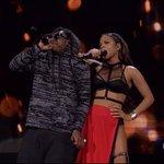 Christina Milian & Lil Wayne #AMAs http://t.co/nFcFBKCwvC