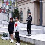 [STAFF DIARY] 방탄소년단 호르몬 전쟁 M/V BONUS CUT!!! @BTS_twt http://t.co/kfJqyo6xV5