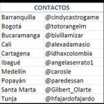 @Soy_Uribista por favor nos ayuda a informar sobre los coordinadores para la marcha del 13 de Diciembre? Gracias RTRT http://t.co/dF5UjHLEal