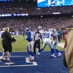 Dez congratulating Beasley after that TD #DALvsNYG http://t.co/UAWFcW6JQb