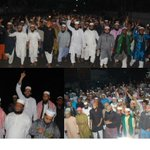 The Muslim devotes of #Bangladesh last night protesting against #LatifSiddique and demanding hang to die. http://t.co/kIqB0IwYjS