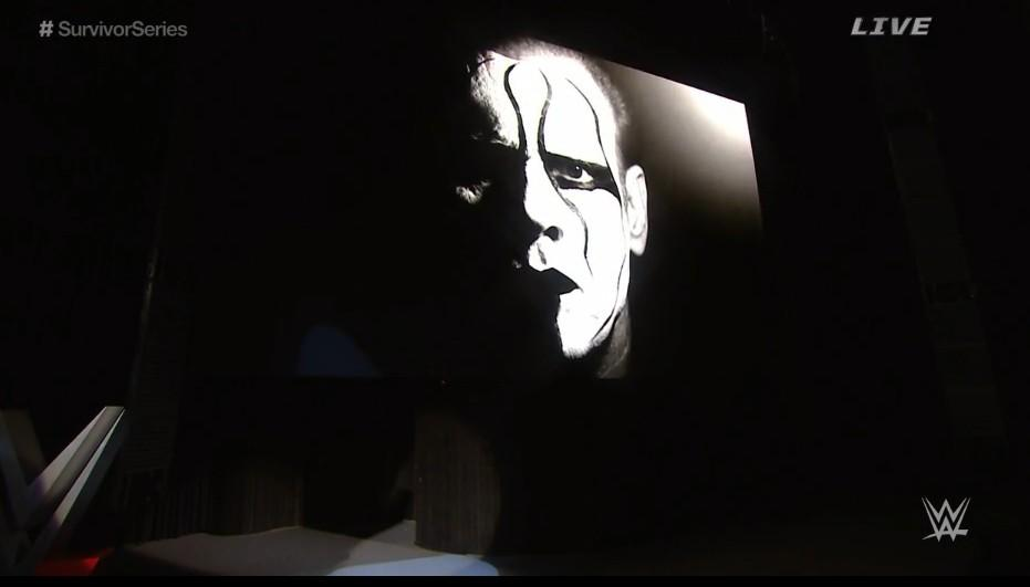 How am I supposed to sleep now? #Sting #SurvivorSeries http://t.co/p75QwAANRJ