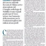 """Governo dalla parte dei deboli. Lettera aperta di don Rigoldi a Renzi: """"Tassare chi fa il bene non è una buona idea"""" http://t.co/H2DXihpzru"""