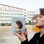 EXO チェン、SJ キュヒョンのソロアルバムを応援 http://t.co/2o31IGIfwu