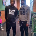 Meet the 2 guys who just ran 550 miles, from Atlanta to Michael Brown's memorial In #Ferguson http://t.co/t8MD0CfNM5 http://t.co/HYLjmBLIy6