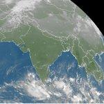 Latest Satellite Image of Nepali Sky (NPT=UTC+5.45) [Auto tweet] #Weather: http://t.co/X1fEYed1ws #SatImage #Nepal http://t.co/f6Ol40n3t3