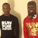 FULL STORY: Men run from Atlanta to Missouri for Michael Brown's memorial. http://t.co/k5bJCIzD74 http://t.co/7jpqMoM77h