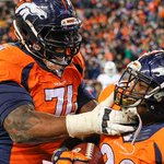 O-Line makes a statement in #Broncos victory over Dolphins. WATCH: http://t.co/AuDw2j7gIL http://t.co/j1Bl4LekkZ