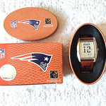 CONTEST! RT+Follow OIB to enter to win a Tom Brady Game Time wrist watch. DM winner 6pm. http://t.co/D4XWjs7jYO
