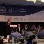 @MarkMcGowanMP addressing #wapuconf accompanied by @MichelleMidland http://t.co/FpBY3uoxfz