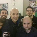 #futura42 #Parmitano allANSA per raccontare laggancio della #Soyuz con a bordo Samanta #Cristoforetti allISS http://t.co/PMY1OvBSOK
