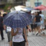 Advertencia amarilla por tormentas en gran parte del país. http://t.co/YSR6c0pxtd http://t.co/179m3Vw4OY