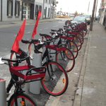 Galway gearing up for bike share scheme launch http://t.co/Dslt6CKKQ7 http://t.co/Umc8iD5Fjm
