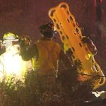 Northbound DVP closed after vehicle veers into ditch http://t.co/doxSdJXB5I http://t.co/QpfCgEbp1Z