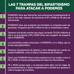 #4F_UCM Las siete trampas del bipartidismo para atacar a Podemos https://t.co/M2qg7G7vxv