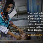 High child mortality rate in Thar no new phenomenon, say experts | http://t.co/pMqpjdOZ2f http://t.co/kc9zVWElBn