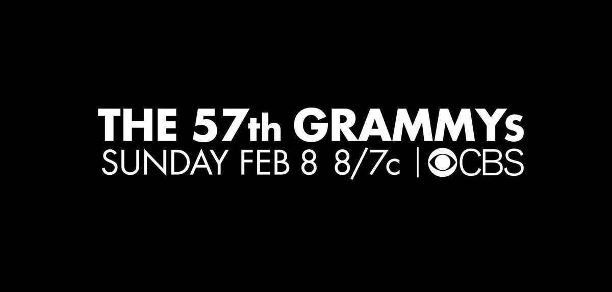 """My Fave Will DOMINATE!!!! #Beyonce """"@TheGRAMMYs: So...who's ready for the 57th #GRAMMYs on Feb. 8, 2015?! http://t.co/0cFcbGkCYE"""""""