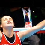 Great news: Katie Taylor wins her 5th World Championship with an unanimous decision http://t.co/7umAvT6w6f http://t.co/Y7oJw1aWWa
